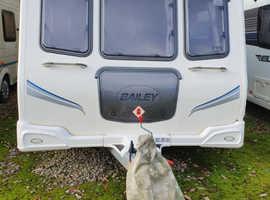 2010 Bailey pegasus caravan