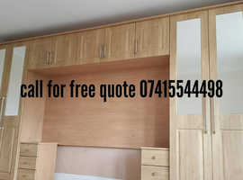 Free quotes for made to measure wardrobes