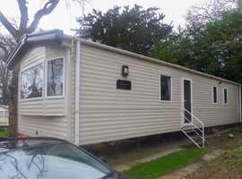 ABI Oakley static caravan at Beauport Park, Hastings. Private sale