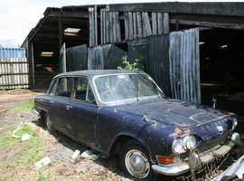 Triumph 2000 Mk1 for Restoration or parts