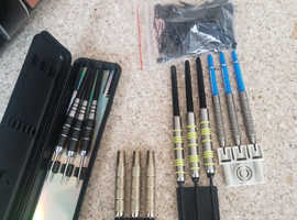 Mvg 21g soft tip and 3 other sets