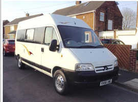 Citroen Relay professionally fitted campervan