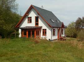 Ecologic Feng Shui House in the Northwest of Ireland