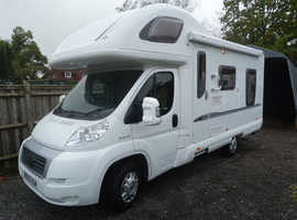 2007 Bessacarr E425 31800 miles luxurious motorhome.