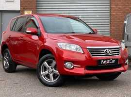 2012 Toyota Rav4 2.2 D-4D XT-R Lovely Example, Full Service History, No Advisories, EVER!
