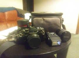 Praktica BC1 camera