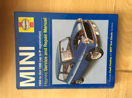Mini Haynes Manual