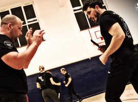 Krav Maga Self-Defence Classes in Stevenage