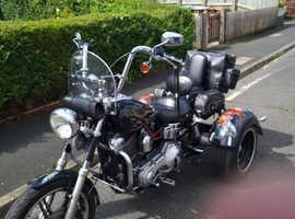 Harley-Davidson fxdci trike