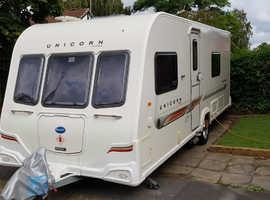 Bailey Unicorn Valencia 2011 Touring Caravan