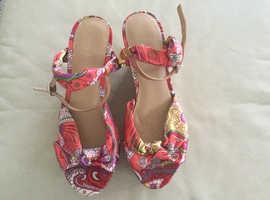 Nine West Ladies Sandals Brand New