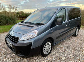 2015 Peugeot Expert Tepee Independence SE WAV Wheelchair Disabled Only 33K Miles
