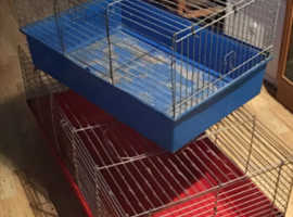 Indoor pet cages
