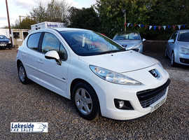 Peugeot 207 Sportium 1.4 HDI 5 Door, New MOT ( No Advisories), £20 Year Road Tax, Serv ice History
