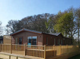 3 Bedroom Brand New twin lodge 40' x 20' on 12 month park