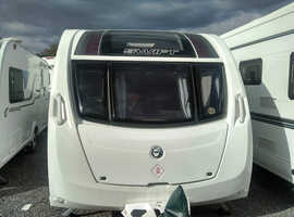 For Sale 2013 - Swift Challenger Sport 514 Touring Caravan + everything you want for touring