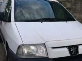 Peugeot expert van 54 05 registered