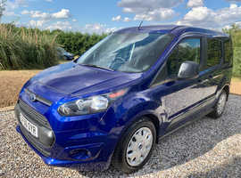 2016 Ford Tourneo Connect FREEDOM RS Wheelchair Accessible Disabled WAV Only 6K Miles