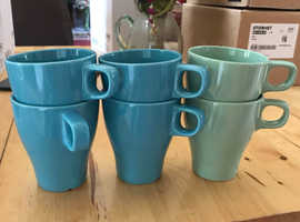 10 Mugs from IKEA wedding(Party/catering 10 mugs for £5.00 (80 mugs available)