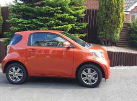 Toyota Iq, 2013 (13) Orange Hatchback, Manual Petrol, 30,000 miles