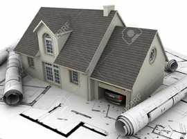 Architect & Structural Drawing Services Planning & Building Regulations