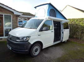 2019 VW CAMPERVAN £36,995