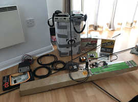 """CB RADIO GEAR - COMPLETE """"UP and RUNNING"""" SYSTEM £245."""