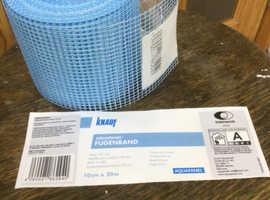 Aqua panel tape & screws