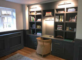 Bespoke joinery  and elegant kitchens