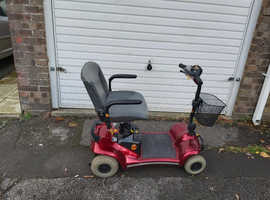sterling mobility scooter 5 mph