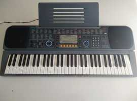 Casio CTK-601 Electronic Keyboard 61 keys Midi Controller Synth Musical instrument