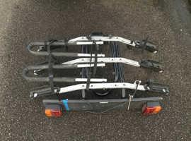 Thule 3 bike tow ball mount bike rack