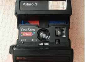 BRAND NEW,Polaroid One Step Flash Camera,Polaroid One Step Instant Camera