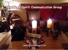 VIRTUAL PSYCHIC & SPIRIT COMMUNICATION GROUP - Online
