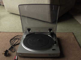 Vintage Turntable System Aiwa Model No Px-E860k Stereo,Fully working