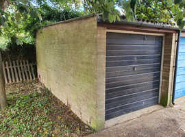 Garage Lockup with Electric