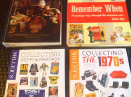 REFERENCE BOOKS FROM THE PAST,
