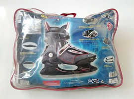 B-Square Ice Skate Ice Hockey Boots UK Size 6 EUR 39 Sports Ice Blades
