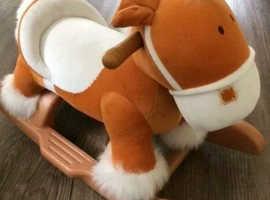 Baby/Toddler Rocking Horse