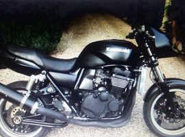 Zrx 1200 custom