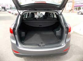Hyundai Ix35, 2012 (12) Grey Estate, Manual Diesel, 52,731 miles