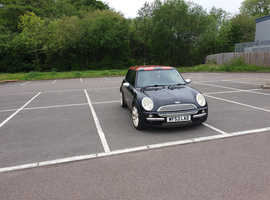 Mini MINI, 2003 (53) Black Hatchback, Manual Petrol, 79,000 miles