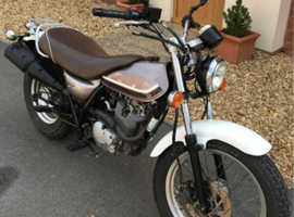 125cc Suzuki vanvan