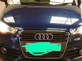 Audi A1 SPORT TDI, 2011 (11) Blue Hatchback, Manual Diesel, 115,750 miles