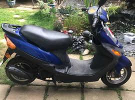 Hongyi moped