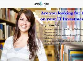 SAP Corporate Training and cloud computing training