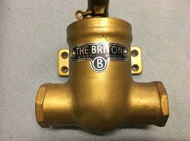 """""""The Brighton"""" vintage hydraulic door closer"""