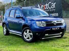 2013 Dacia Duster 1.5 dCi Laureate 4WD SUV Low Mileage 4 Wheel Drive
