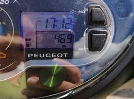 2020 Peugeot Tweet