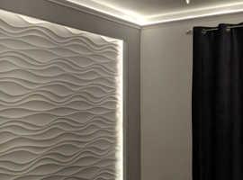 painter decorator & wallpaper